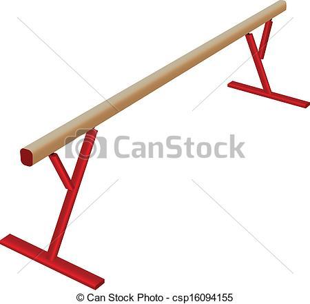 Gymnastics clipart balance beam Clipart Panda Clipart beam%20clipart Gymnastics