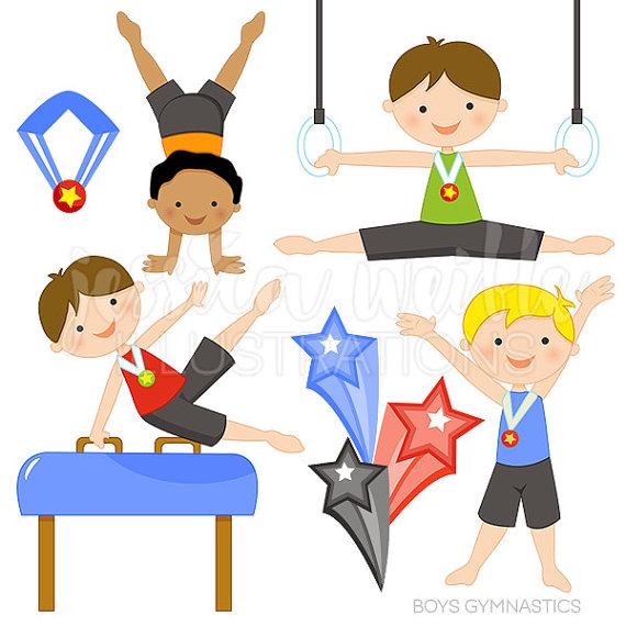 Gymnast clipart child gymnastics Gymnastik Gymnastics Cute gymnastik OK