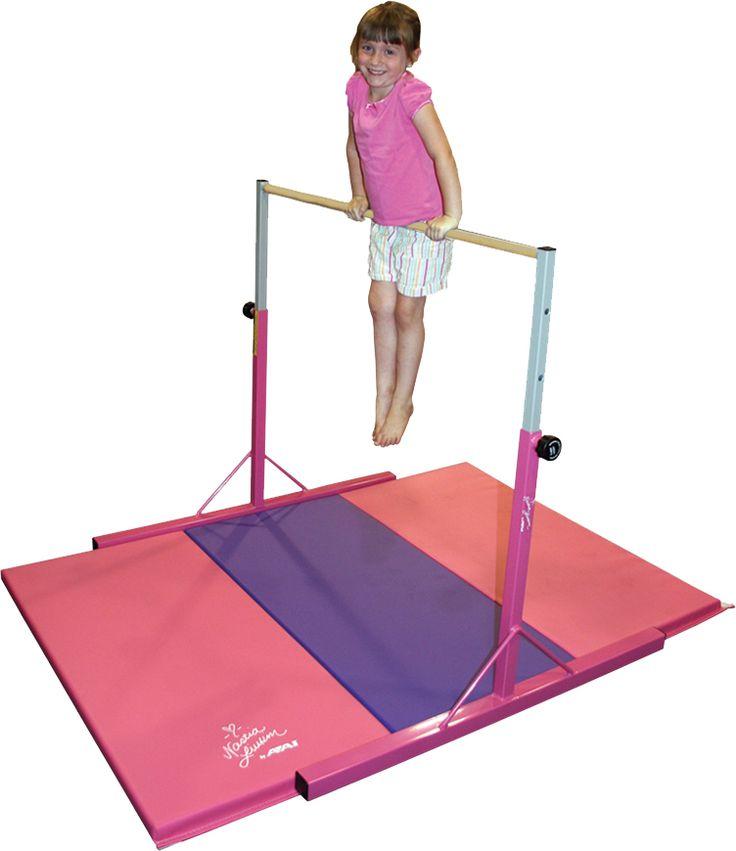 Gymnast clipart gymnastics equipment Liukin Gymnast Bar Jr Pinterest