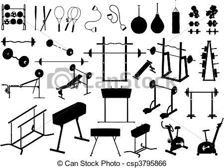 Gymnast clipart gymnastics equipment Gymnastics Clipart Equipment Download Equipment