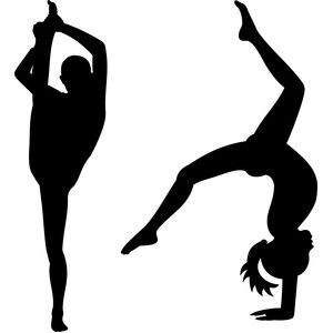 Gymnast clipart needle About Store! this the think