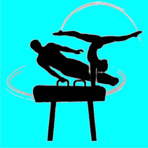 Gymnast clipart salute Salute Salute Gymnast by Aidatech