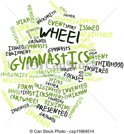 Gymnast clipart the word Term Clipart Clipart term%20clipart Images