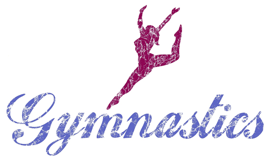 Gymnastics clipart the word  best 88 images Pinterest