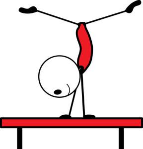 Gymnast clipart vault Vault Gymnastics vault clipart clipart