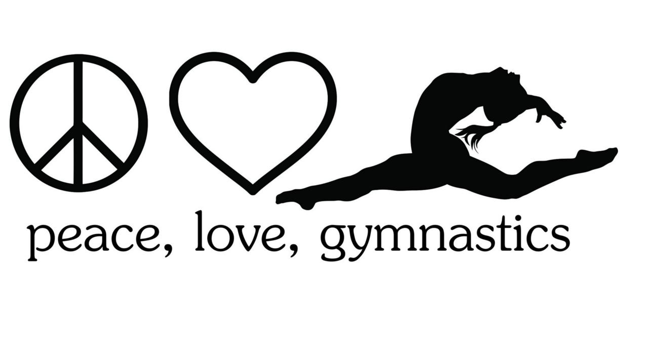 Gymnastics clipart i heart Quotes To QuotesGram Best
