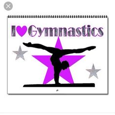Gymnastics clipart i heart Art Personalized Pin on Find