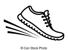 Gym-shoes clipart Art Athletic Running 4 icon