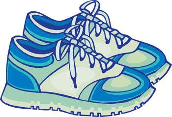 Sneakers clipart Clipart shoe clipart Clipartix Shoe