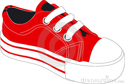 Gym-shoes clipart Free Top Clip Clipart 19