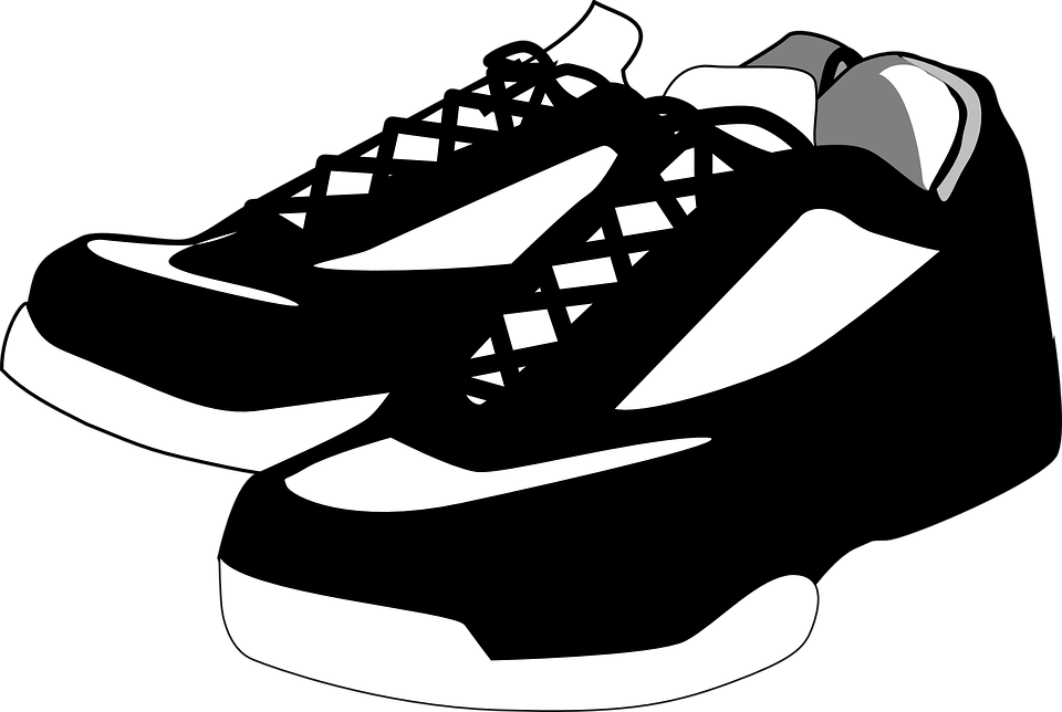 Gym-shoes clipart slipper Shoes Free shoes clipart Sneakers