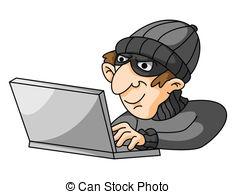 Geek clipart computer hacker Hacker Vector clip 574 hacker