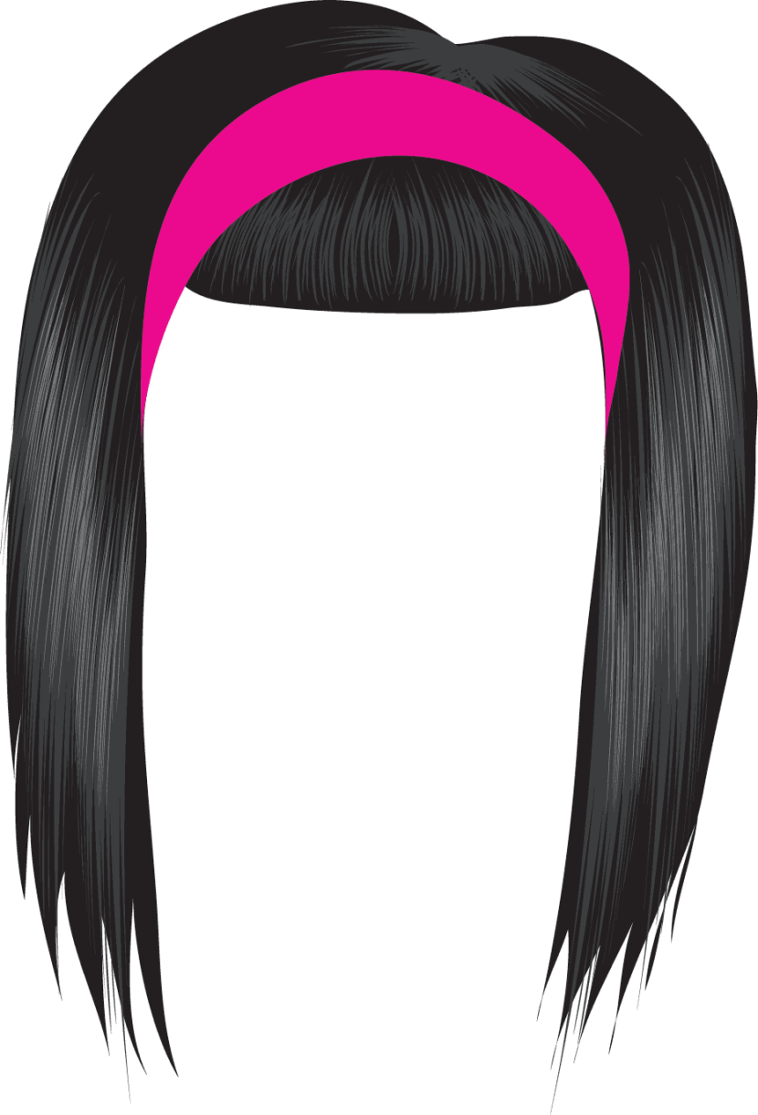 Photos clipart hair #4