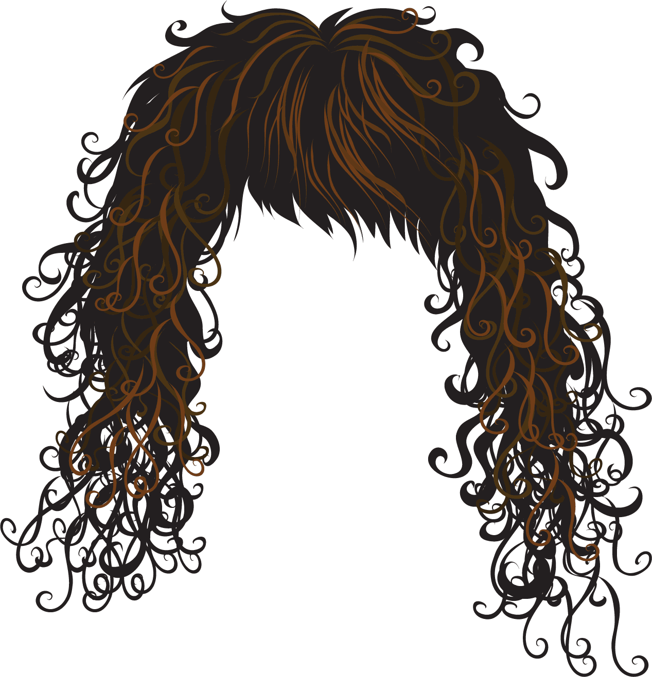 Photos clipart hair #15