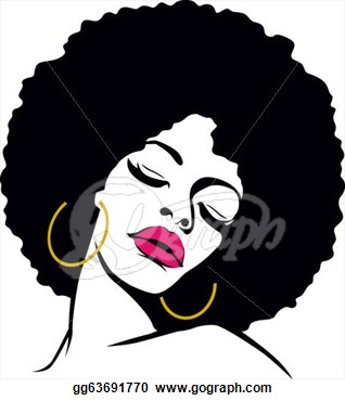 DJ clipart lady Clipart Vector Free American Free