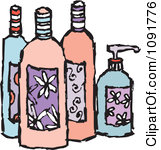 Hair clipart beauty product Clipart Hair cliparts Product Lotion