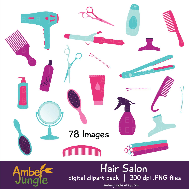 Hair clipart beauty shop Tools Clip  is Dresser