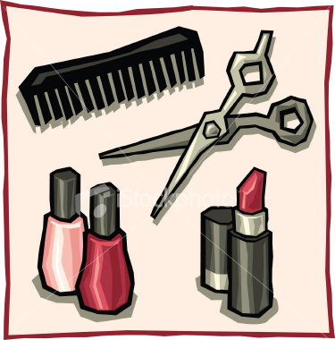 Beautiful clipart cosmetology Art Beauty a for Clip