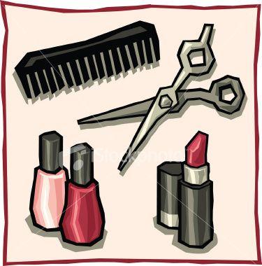 Makeup clipart hair Hair and clipart hair clipart