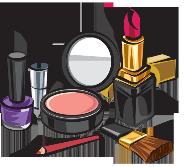 Makeup clipart transparent background And Makeup clipart  hair