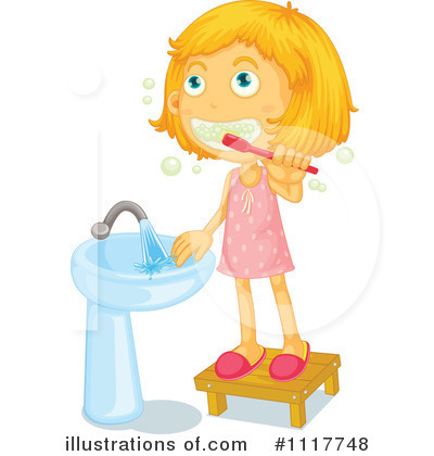 Hair clipart brush tooth Download Hair Clipart Girl Clipart