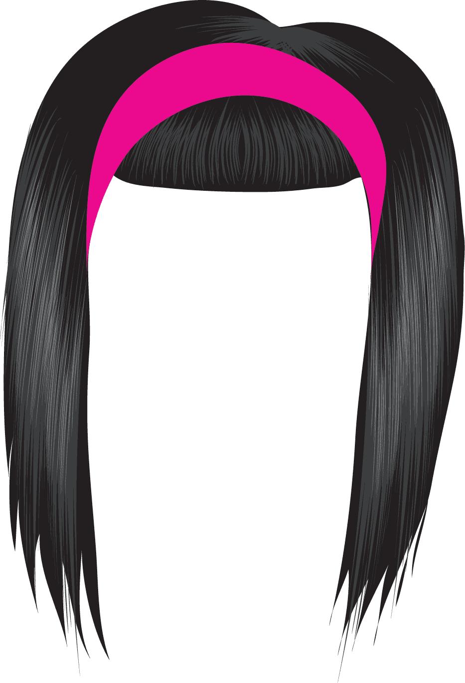 Hair clipart buncee Black%20hair%20clipart Hair Panda Clipart Black