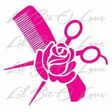 Hair clipart cosmetology Google on salon best art