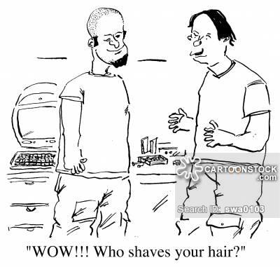 Hair clipart crew cut Cartoon Get Printable together RF