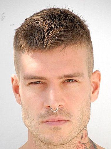 Hair clipart crew cut Messy best cut Pinterest high