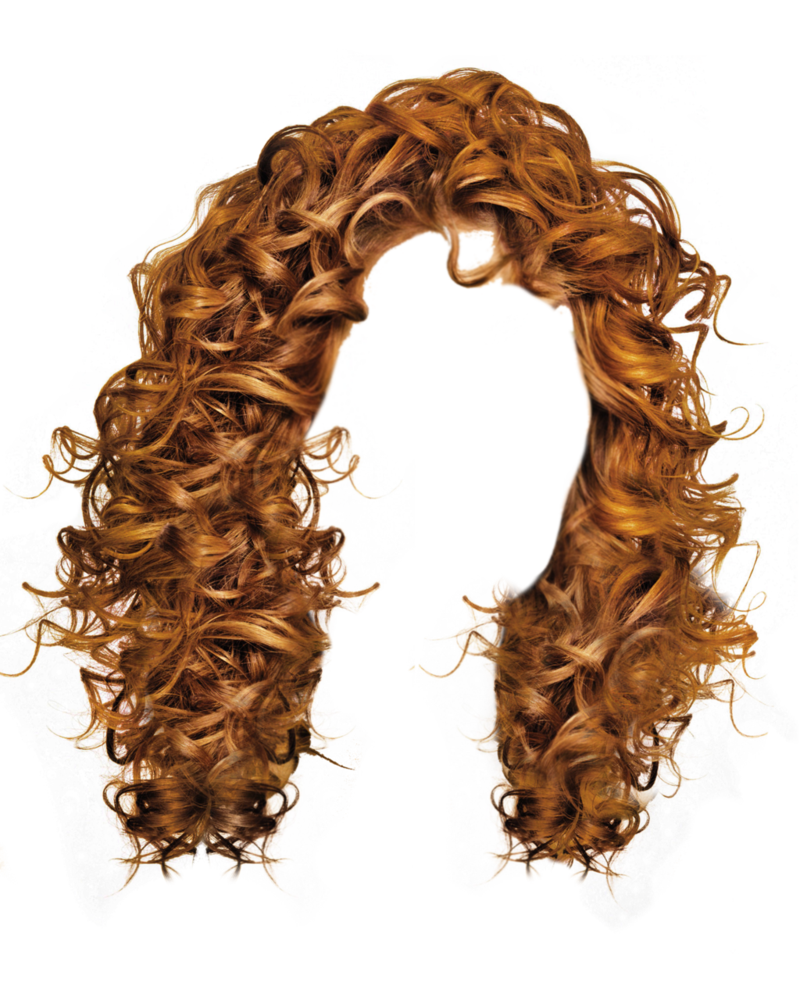 Hair clipart curly hair wig On Hair Moonglowlilly 6 com