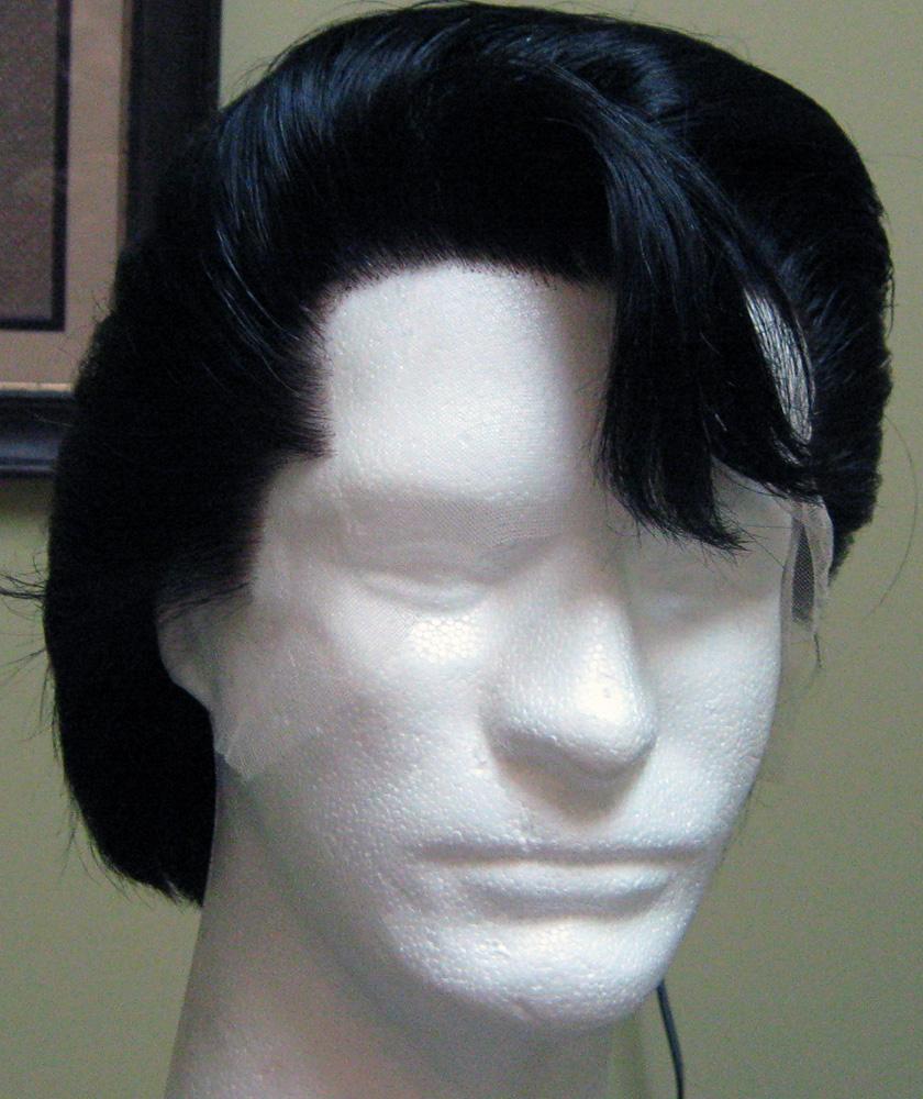 Hair clipart elvis hair Late 70's Wigs tributehair Elvis