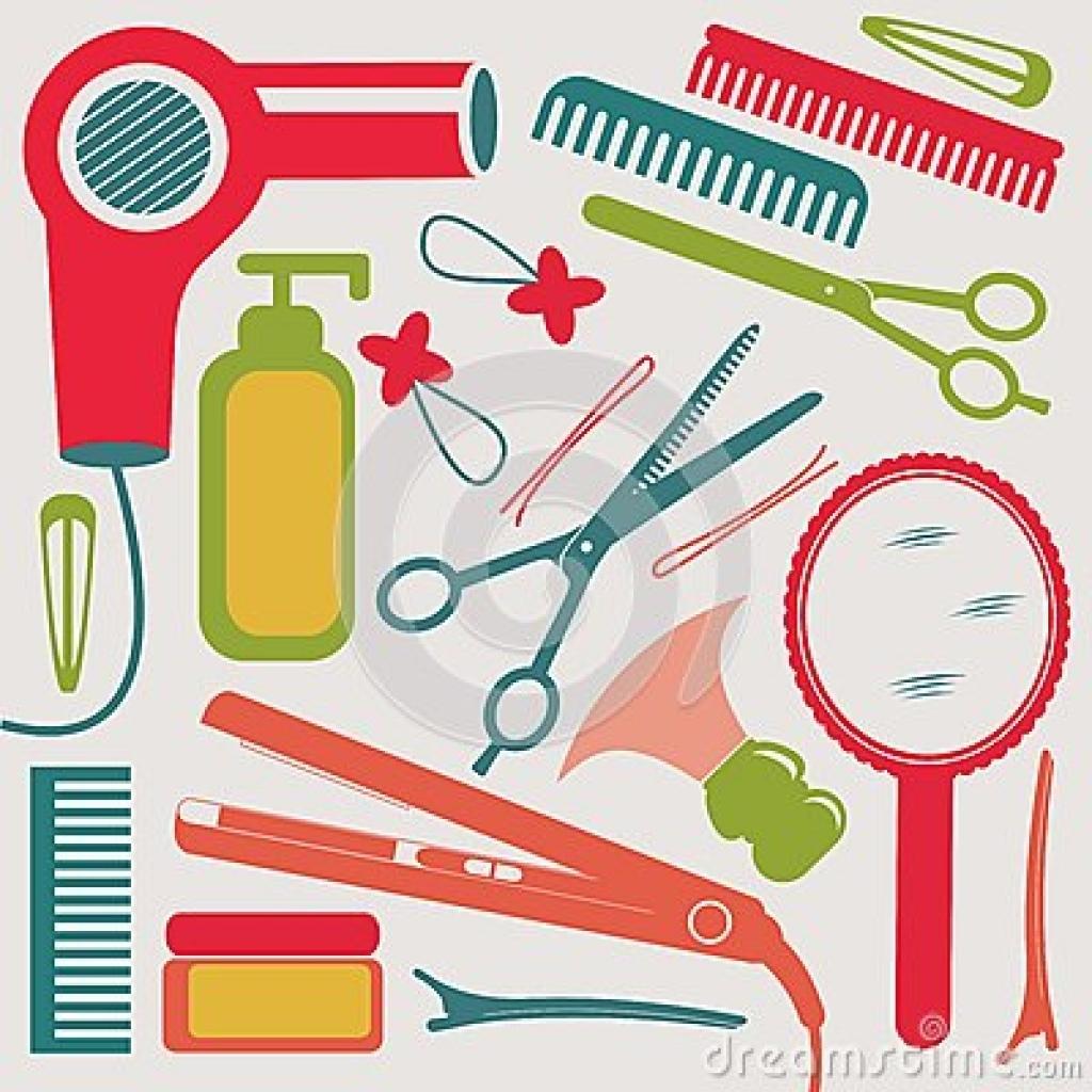 Hair clipart equipment Equipment clipart equipment salon