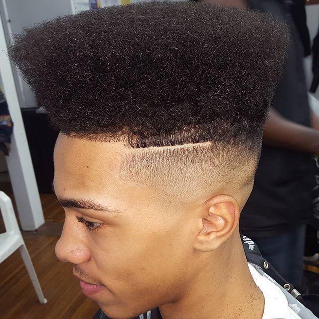 Hair clipart flat top Top on hair more Flat