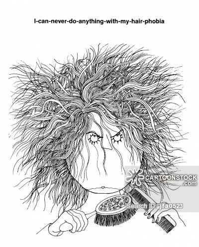 Hair clipart funny hair Cartoons picture Hair and Messy
