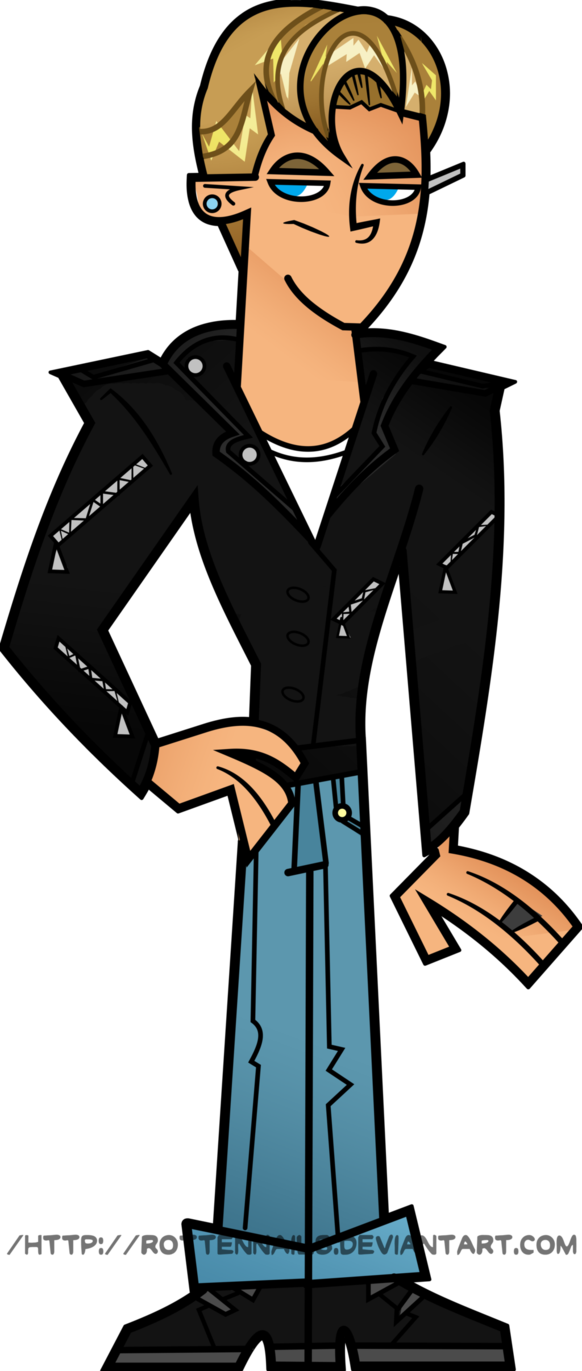 Hair clipart greaser DeviantArt Greaser Ray The on