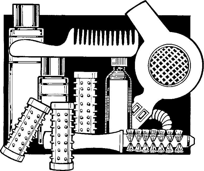 Hair clipart hair care 2 » Practica « clipart