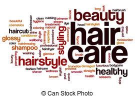 Hair clipart hair care Care Stock word Hair 198