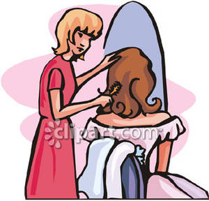 Hair clipart hairdresser At Collection Art Clip
