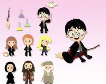 Hair clipart harry potter Cliparts Harry Cliparts potter Zone