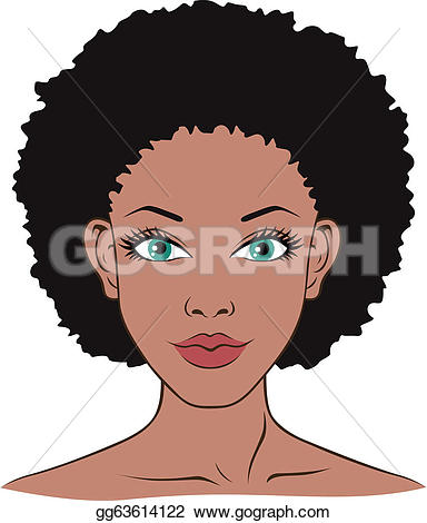 Hair clipart side face For  Illustration health face