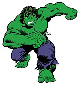 Hair clipart hulk Hulk) Thread! long Page