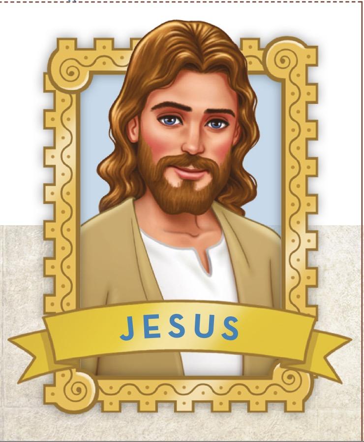 Hair clipart jesus Teaching 2016 Children LDS September