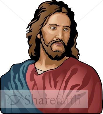 Hair clipart jesus The Jesus Clipart  Jesus