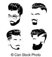 Hair clipart man hair Clipart hair Man hair of