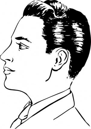 Hair clipart mens hair Men%20hair%20clipart Panda Images Clipart Hair