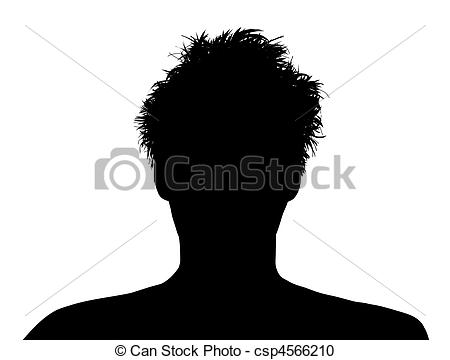 Hair clipart messy hair Hair Illustration person messy with