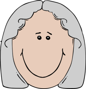 Hair clipart mother face Grandmother Face Free grandmother%20face%20clipart Clipart