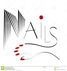 Hair clipart nail salon Art Design images Nails Hair