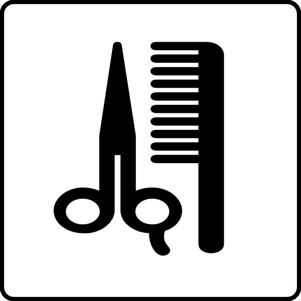 Hair clipart parlor #4