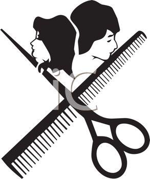 Hair clipart parlor #1